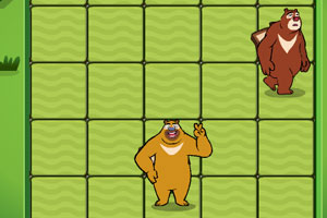 熊大熊二爱冒险