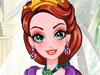 迪士尼公主穿婚纱