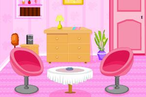 粉色休息室逃脱
