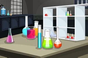 逃离化学实验室