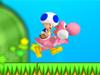 小蘑菇头与耀西齐冒险