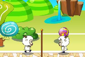 喜羊羊热血排球