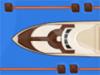 摩纳哥停靠豪华快艇