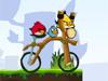 愤怒的小鸟的自行车复仇