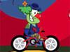 马戏团小丑骑行