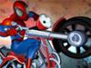 蜘蛛侠城市骑行
