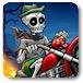 死亡骷髅骑摩托