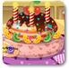 装饰莎拉的生日蛋糕