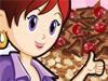 莎拉的烹饪课之巧克力蛋糕