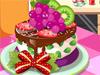 我最爱的水果蛋糕