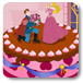 睡美人的生日蛋糕