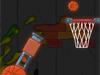 炮射篮球入框