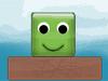 平衡绿色方块