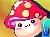 可爱蘑菇头泡泡龙