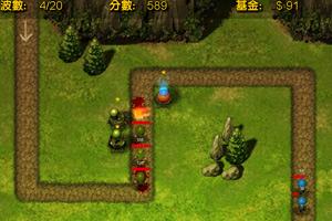 电光塔前线守城3中文版